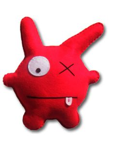 Babua Soft Toys by babua Felt Crafts, Cool Kids, Dinosaur Stuffed Animal, Etsy Seller, Dolls, Creative, Handmade Gifts, Red, Animals
