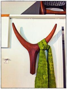 Photo by Starr Lawson Magnetic Knife Strip, Knife Block, Coat Racks, Hangers, Cloakroom Basin, Clothes Racks, Coat Stands