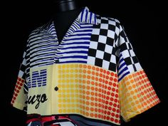 Perruzo Sport Racing Button Up Shirt Mens Size Medium 100% Polyester Vintage #Clothing #Shopping #eBay http://r.ebay.com/dO8ZYo via @eBay