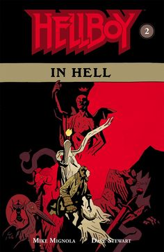 Hellboy In Hell | Mike Mignola