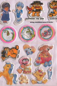 Puffy Stickers