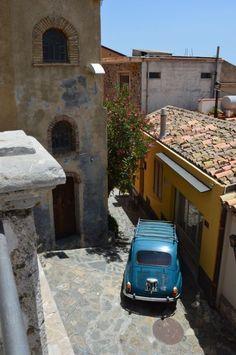 sicilia, castel mola