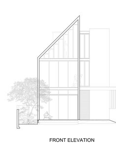 Faber Terrace,Elevation
