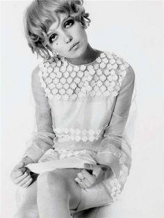 1960s Baby Doll Dress