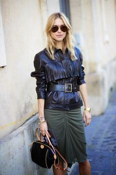 Stylish Starlets: Fringe is In