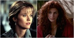 12. Julia Roberts was offered the female lead in 1993 classic Sleepless In Seattle but couldn't do it. Meg Ryan landed the iconic role instead, opposite Tom Hanks.
