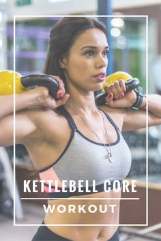 Kettlebell Core Workout - the only core workout you'll ever need