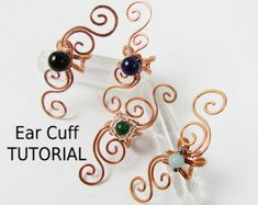Dreamcatcher Ring Jewelry Making Tutorial par WireJewelryTutorials