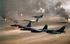 1991 1ère guerre du Golfe