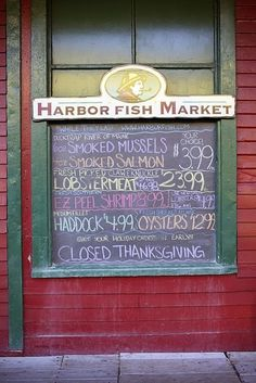 One of Cuddledown's favorite places to buy fresh fish in Portland, Maine Portland Maine, New Hampshire, Love, Belle Photo, So Little Time, New England, Fish, Holiday, Peaks Island