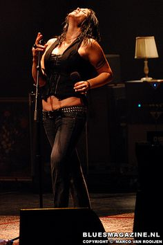 Her voice. Oh her voice. Beth Hart.