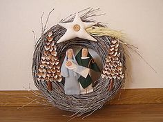 Dekorácie - Vianočný veniec-3 - 4697102_
