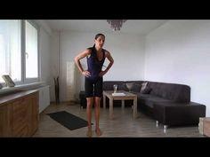 Krásná štíhlá stehna :) - YouTube