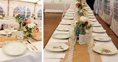 festival No/ël Carejoy Lot de 25 pailles en papier bleues /à rayures pour d/écoration de table de f/ête