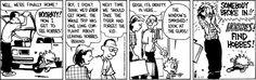 Calvin and Hobbes Comic Strip, May 17, 2014 on GoComics.com
