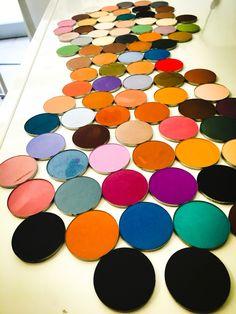 Eyeshadows Eliflamin Milano Cosmetics