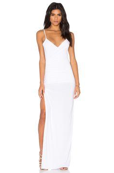 Assali Agni Dress in Crisp White