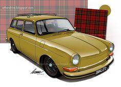 VW type 3c