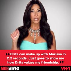 #MobWives Show Me Going, Mob Wives, Reality Tv Shows, Interview, It Cast, The Originals, Bullying