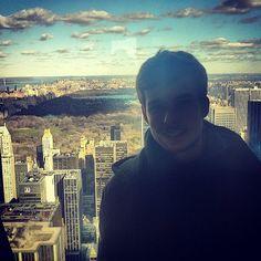 Caíque Nogueira está de volta de Nova York, onde passou quatro semanas como Viajante CI. Foram 2 semanas de curso de inglês e mais 2 semanas de passeios pela cidade. Quer saber os detalhes? Contamos tudo no novo post no blog: http://j.mp/UiuVFY
