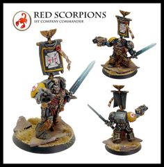 Red Scorpions 1st Company Commander | Flickr - Photo Sharing!