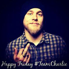 Happy Friday! Charlie Hunnam