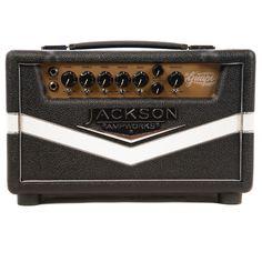 Jackson Ampworks El Guapo Head Black & Ivory