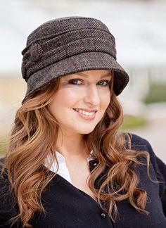 Mucros Mary Tweed Hat