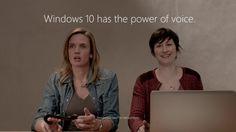 Εκτός από τα Oscars, η Microsoft ξεκίνησε να προβάλλει μια σειρά από διαφημιστικά βίντεο τα οποία εστιάζουν στα Windows 10, τα gross bugs και μερικά από τα χαρακτηριστικά που απολαμβάνουν οι χρήστες του λειτουργικού - και που δεν υπάρχουν σε Macs.