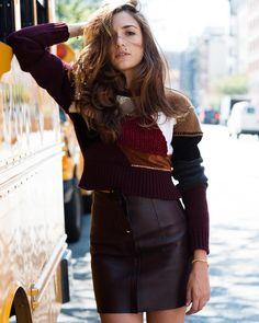 "Eleonora Carisi Fans  on Instagram: ""Stunning  #newyork #eleonoracarisi #calvinKlein"""