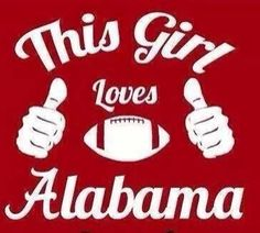 This Girl Loves Alabama