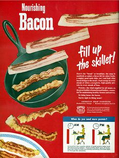American Meat Institute Ad.