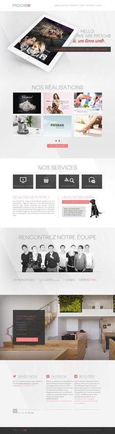 SEO Agency Geneva - Creation of websites and e-Commerce - Webdesign inspiration www.niceoneilike.com