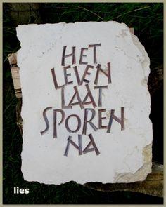 letters in steen Goedele Soetewey