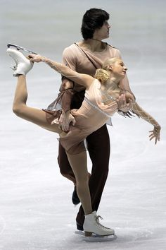 Maria Mukhortova - The Greatest Figure Skating Costumes Ever - Photos