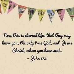 John 17:3 #JesusCalling #September13