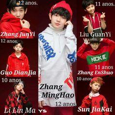 Resultado de imagem para zhang junyi yhboys