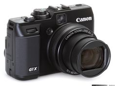 Canon PowerShot G1 X Review: Digital Photography Review