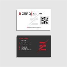 Create a logo for E-ZERO Investment by 13_KUMISBEREM