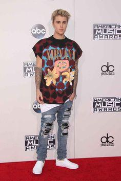 American Music Awards 2015: Justin Bieber