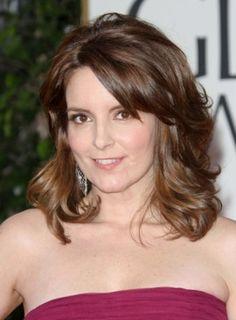 Marvelous Good Housekeeping Tina Fey And Housekeeping On Pinterest Hairstyles For Women Draintrainus