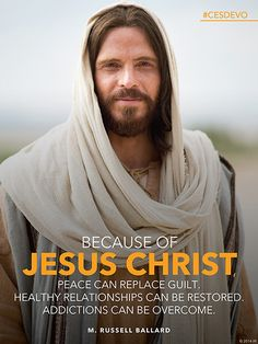 Jesus Christ, in him everything is possible