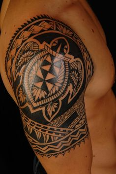The Samoan Turtle:     The turtle in the samoan culture is an important animal. In general it symbolizes longevity, wellness and peace. Turtle shells are commonly used in samoan tattoo designs.