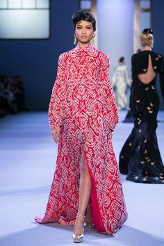Ulyana Sergeenko at Couture Spring 2014