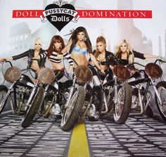 Pussycat Dolls CD cover