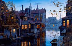 Brugge- Bélgica  Eugene Lushpin
