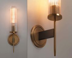 Jonathan Browning | great modern wall sconce