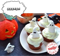 Dolcetti spettrali #halloween dolcetto o scherzetto