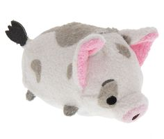 Tsum Tsum plush are super soft, super stackable and super cute! This Tsum Tsum is Pua from the Moana Collection.