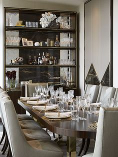 Dining Room, Pavilion - Morpheus London